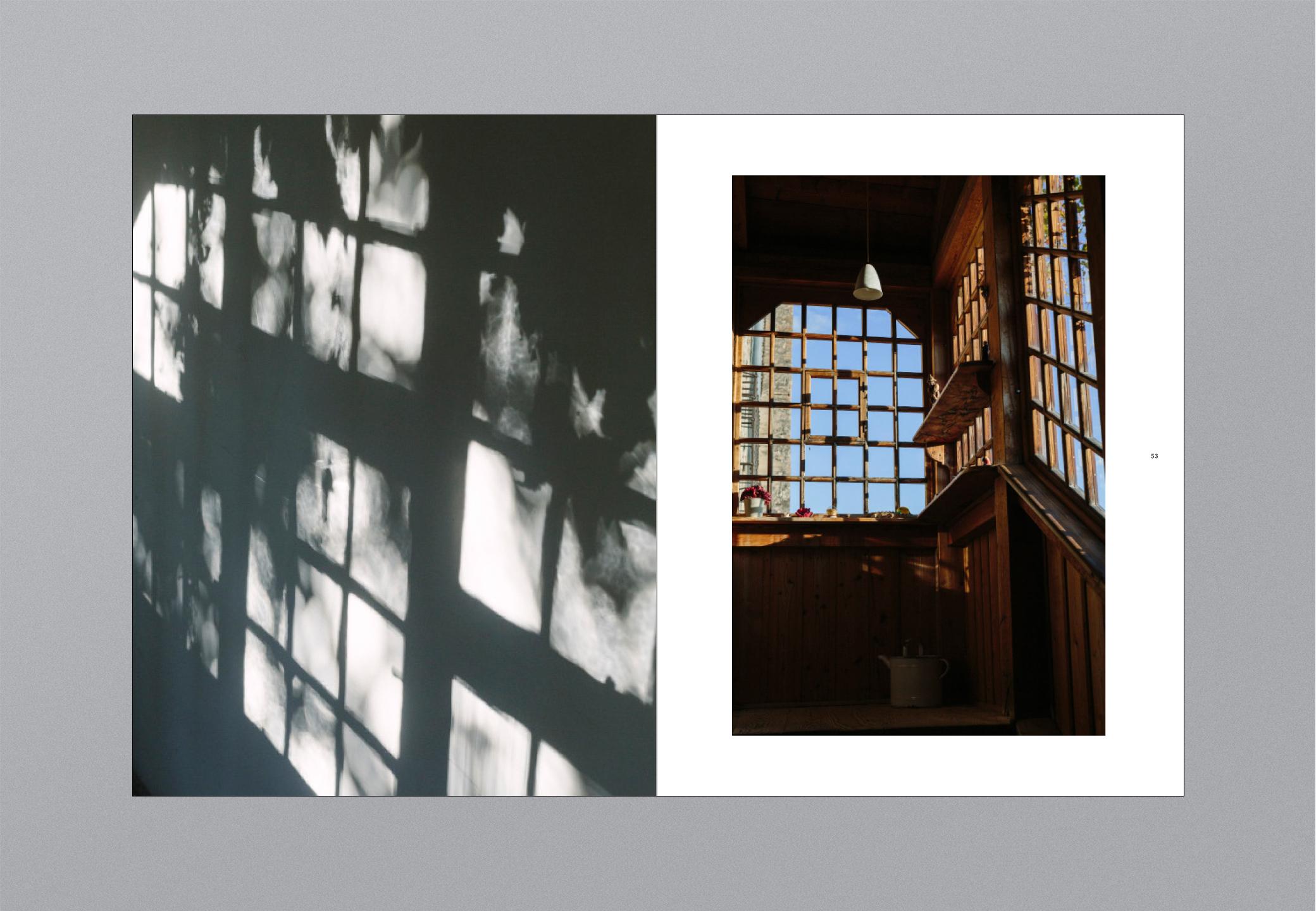 Castello Bildband Schatten