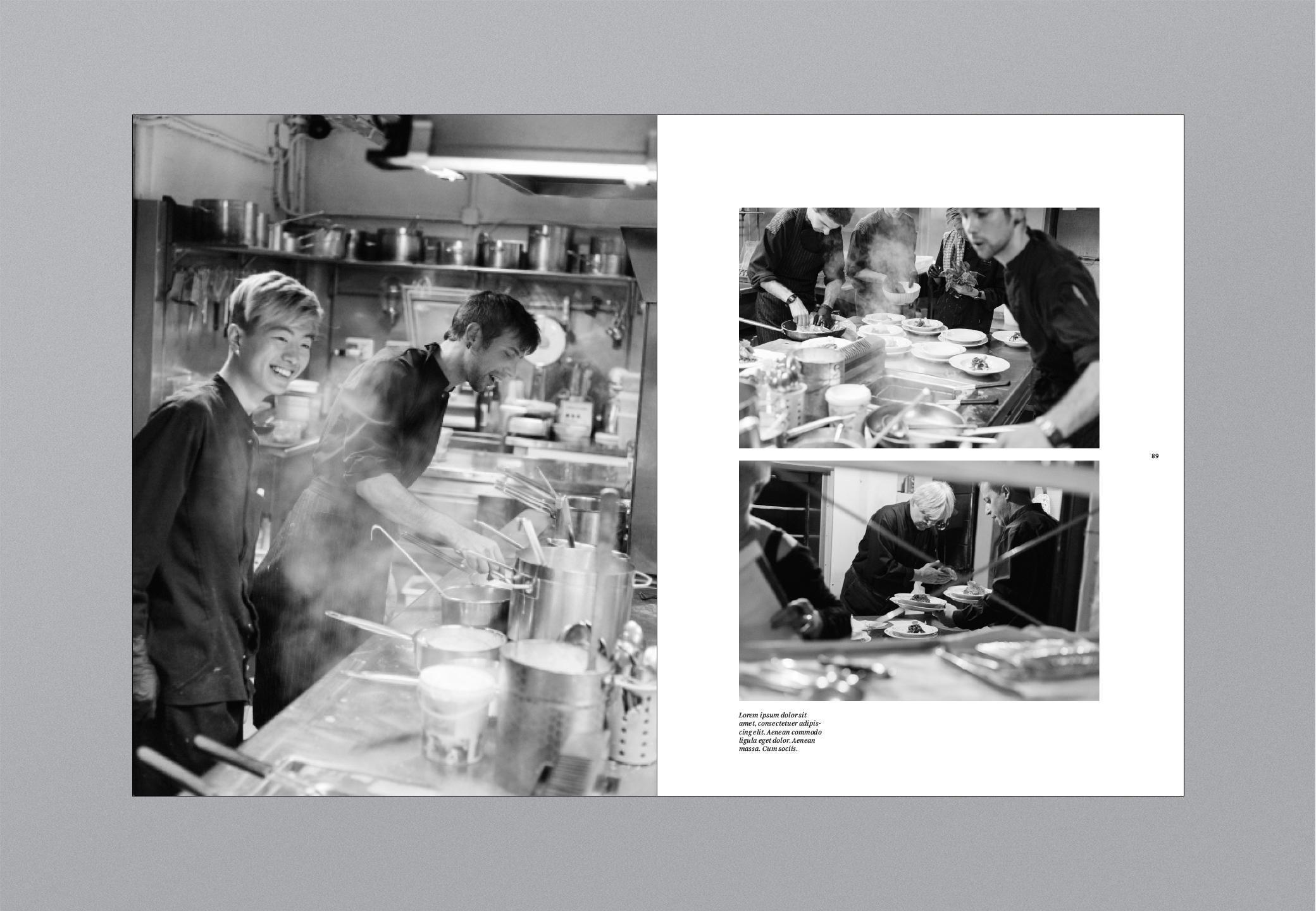 Castello Bildband Küche