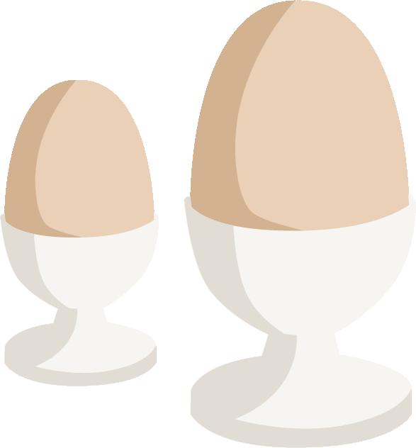 Illustration Eier