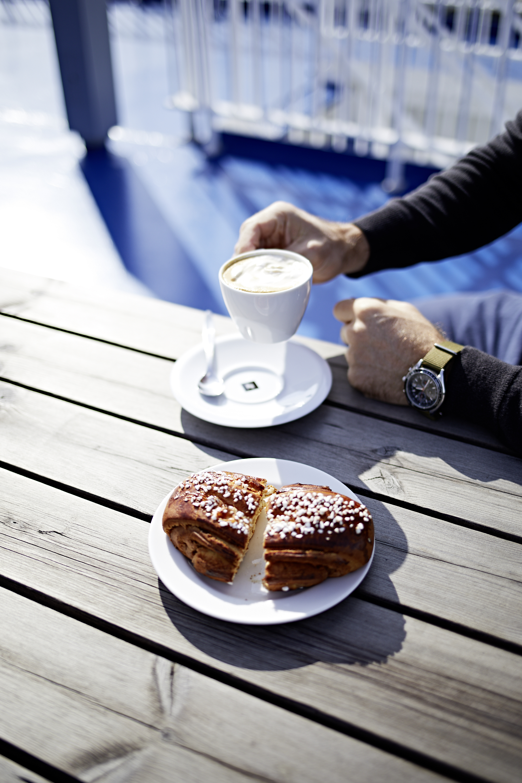Finnlines Foto Kaffee