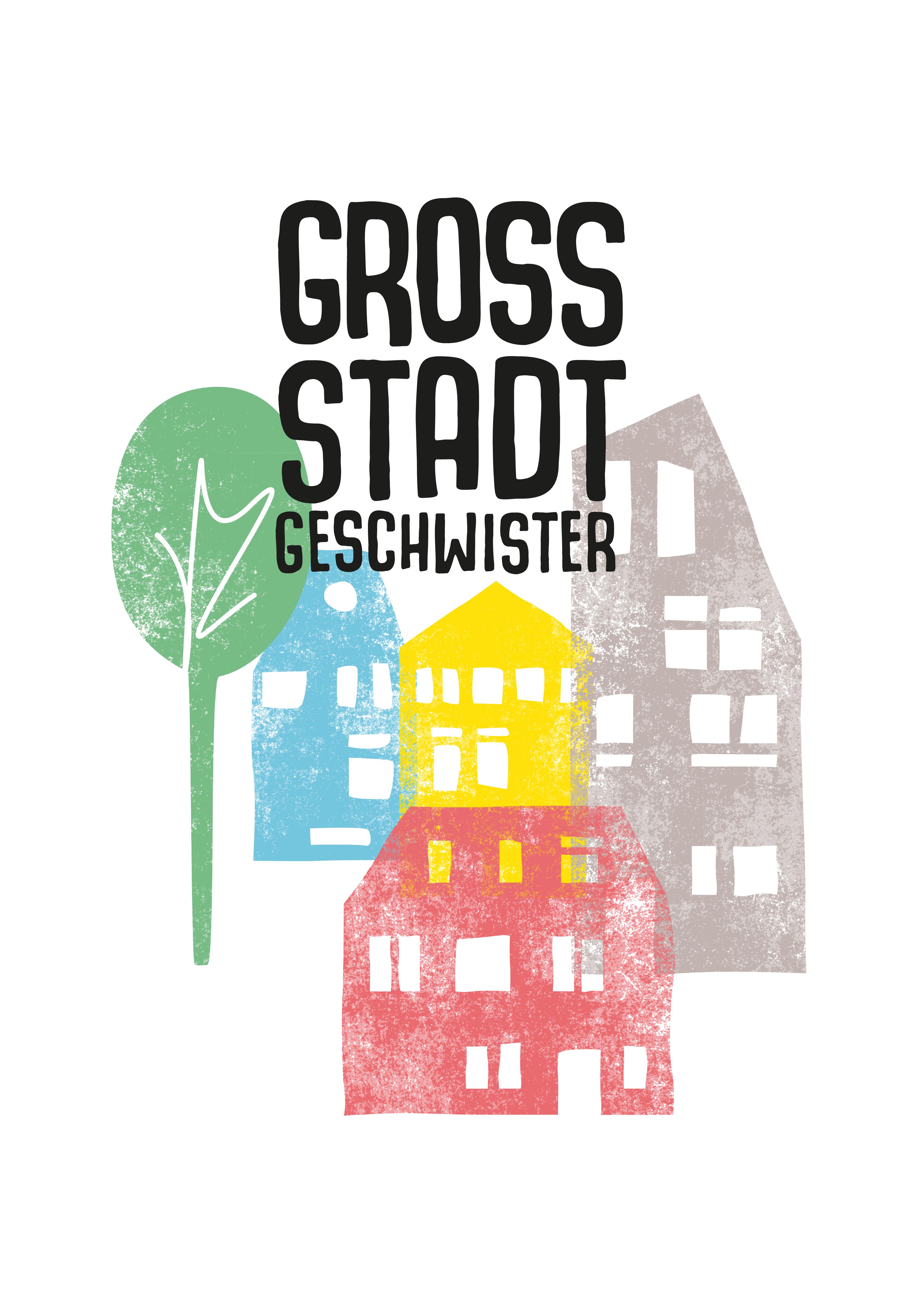 Word Bildmarke Grossstadtgeschwister