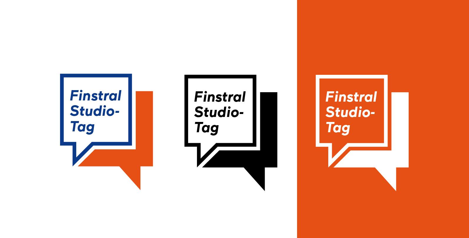 Eventlogo Studio-Tag Finstral