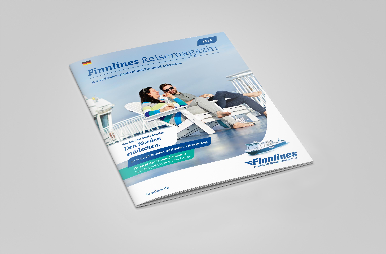 Magazin Cover Finnlines