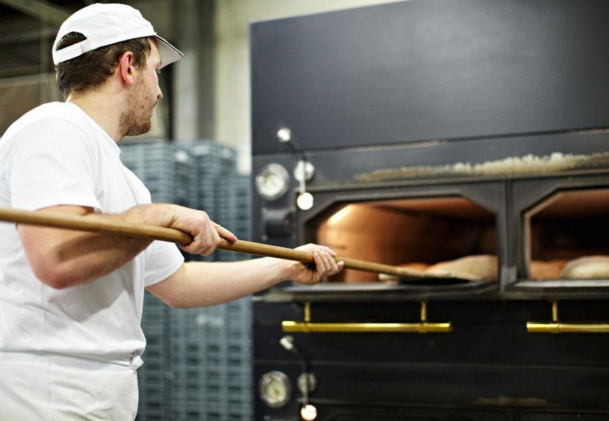 Ofen Bäcker