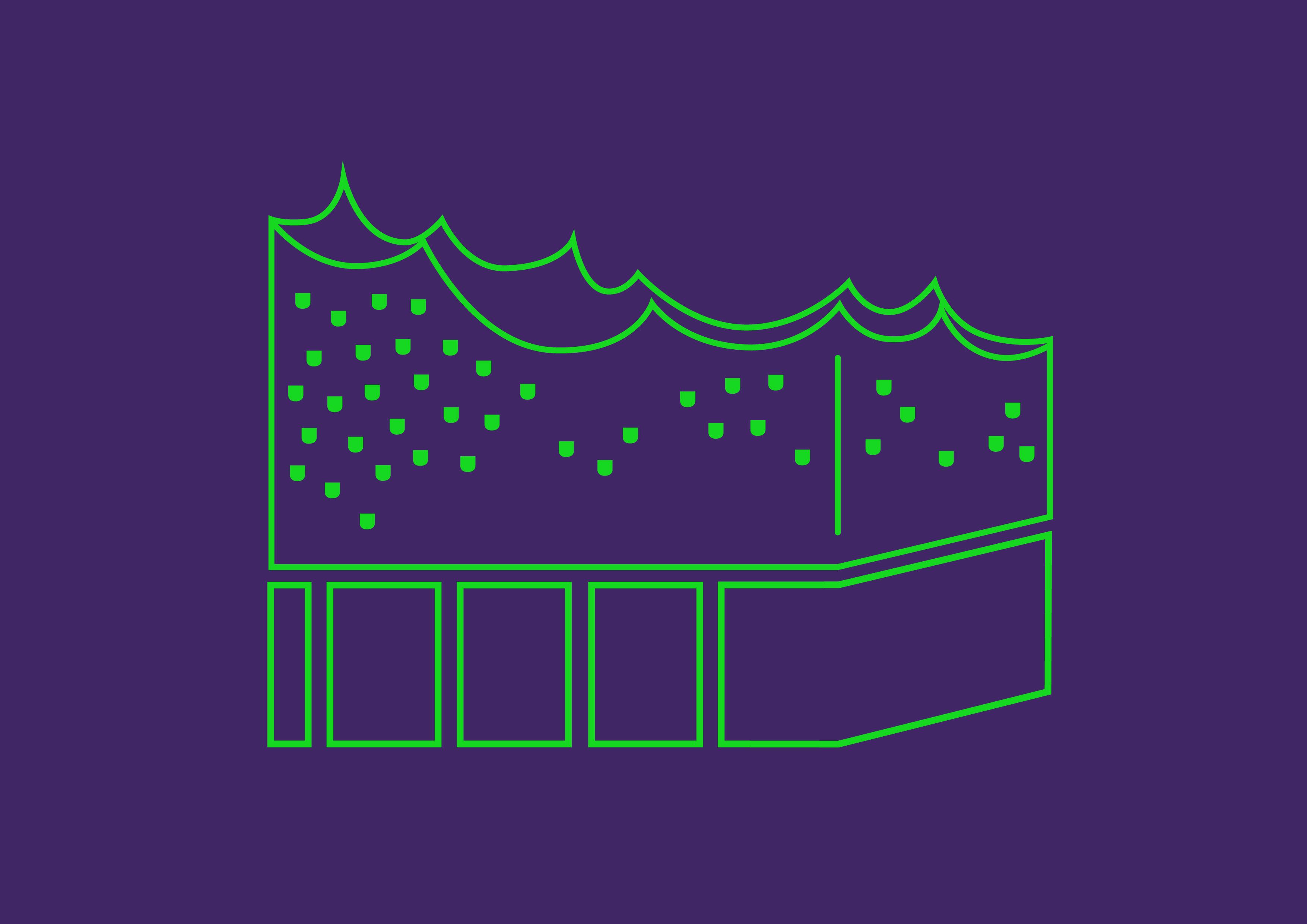 Grafik_Vernetzung_isabelhuberdesign_Philharmonie_lila